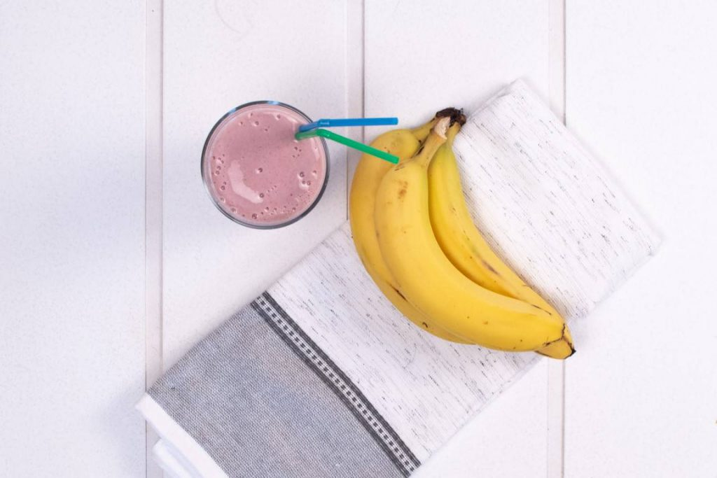 Strawberry Banana Everyday Smoothie