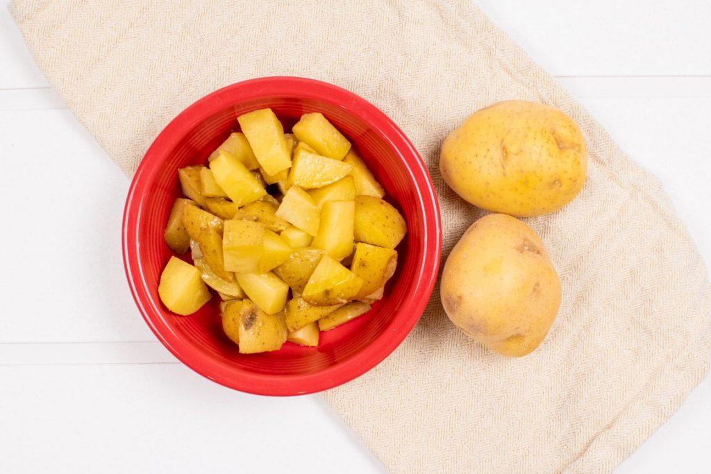 Maple Smoked Instant Pot Potatoes