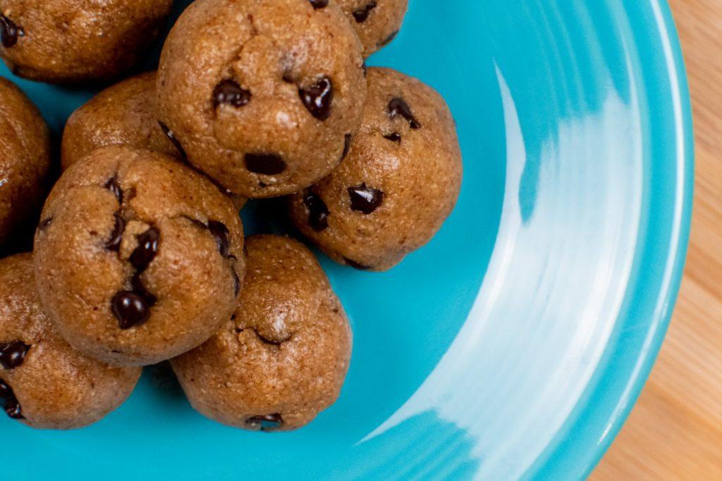 Chocolate Chip Protein Balls
