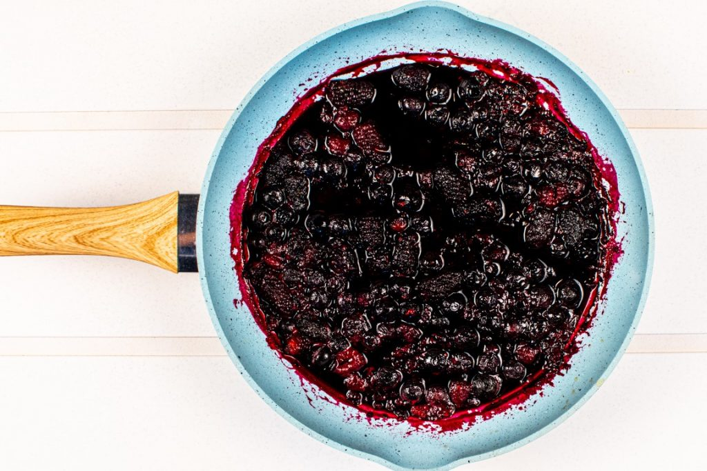 Classic Triple Berry Compote