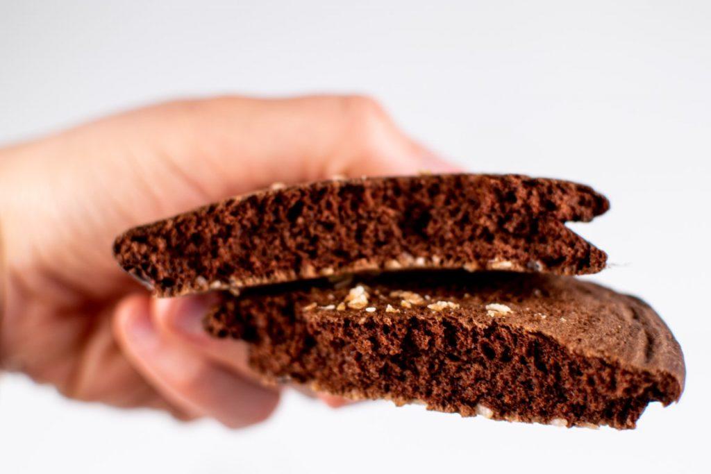 Vegan Chocolate Coconut Pancakes