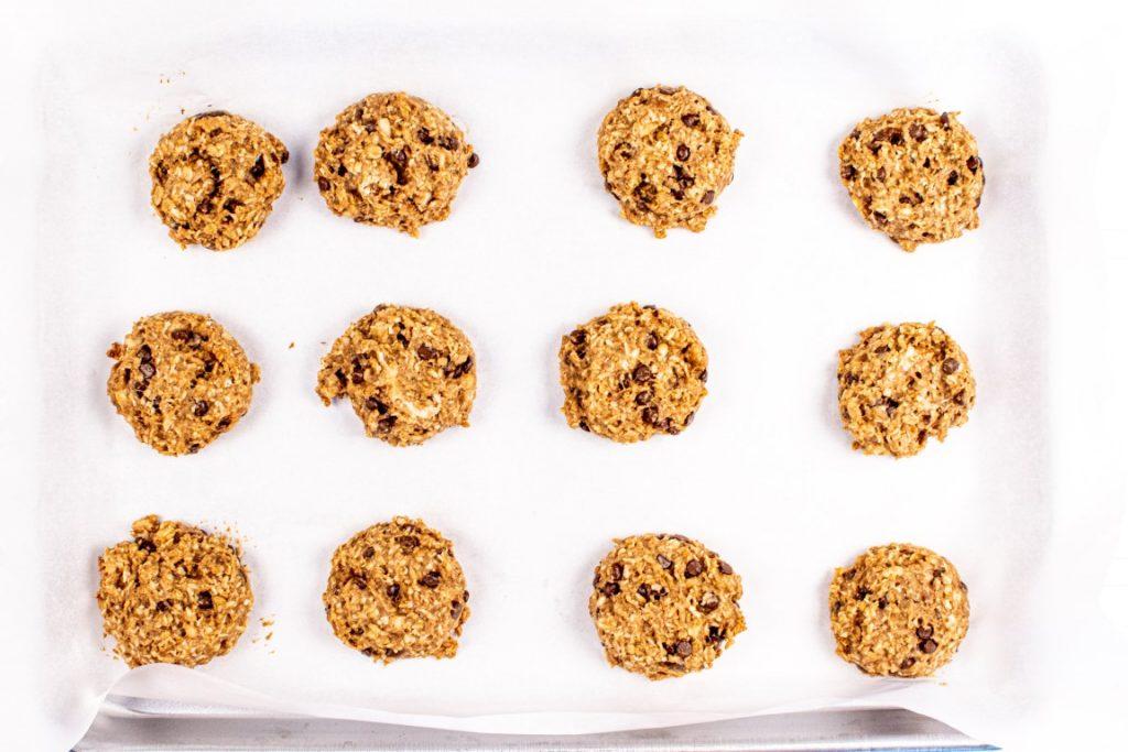 Loaded Vegan Breakfast Cookies