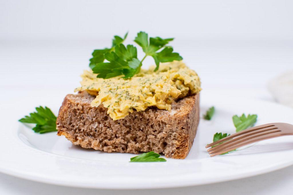 Vegan Chickpea Egg Salad