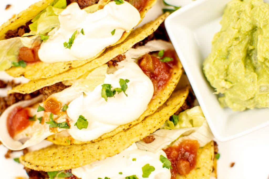 Easy Classic Vegan Tacos